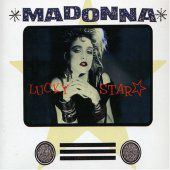 Madonna's Lucky Star cover