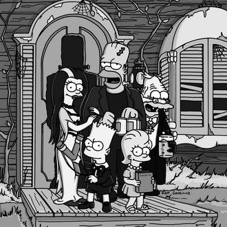 Treehouse of Horror XI - The Simpsons