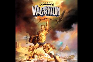 The soundtrack cover of