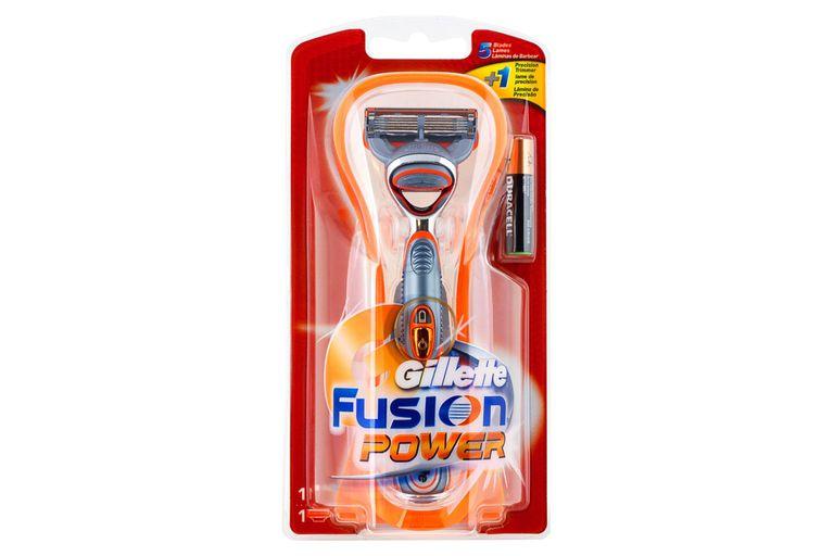 Gilette Fusion Power Razor