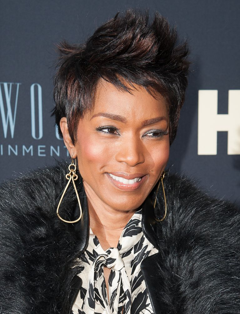 Short Edgy Haircuts On Black Female Celebs
