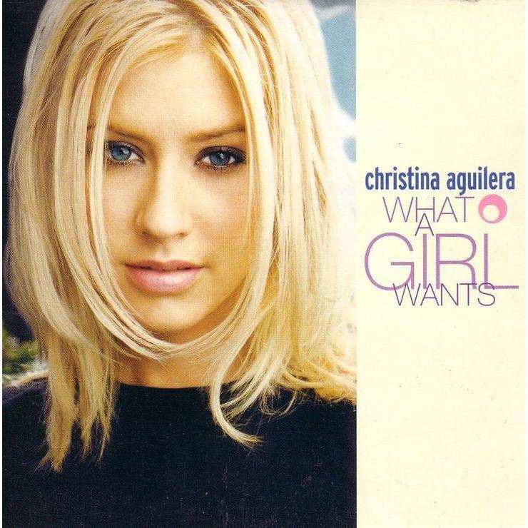 Christin Aguilera -- What a Girl Wants