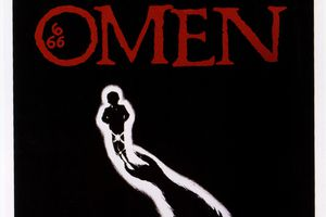 The Omen Movie Poster 1976