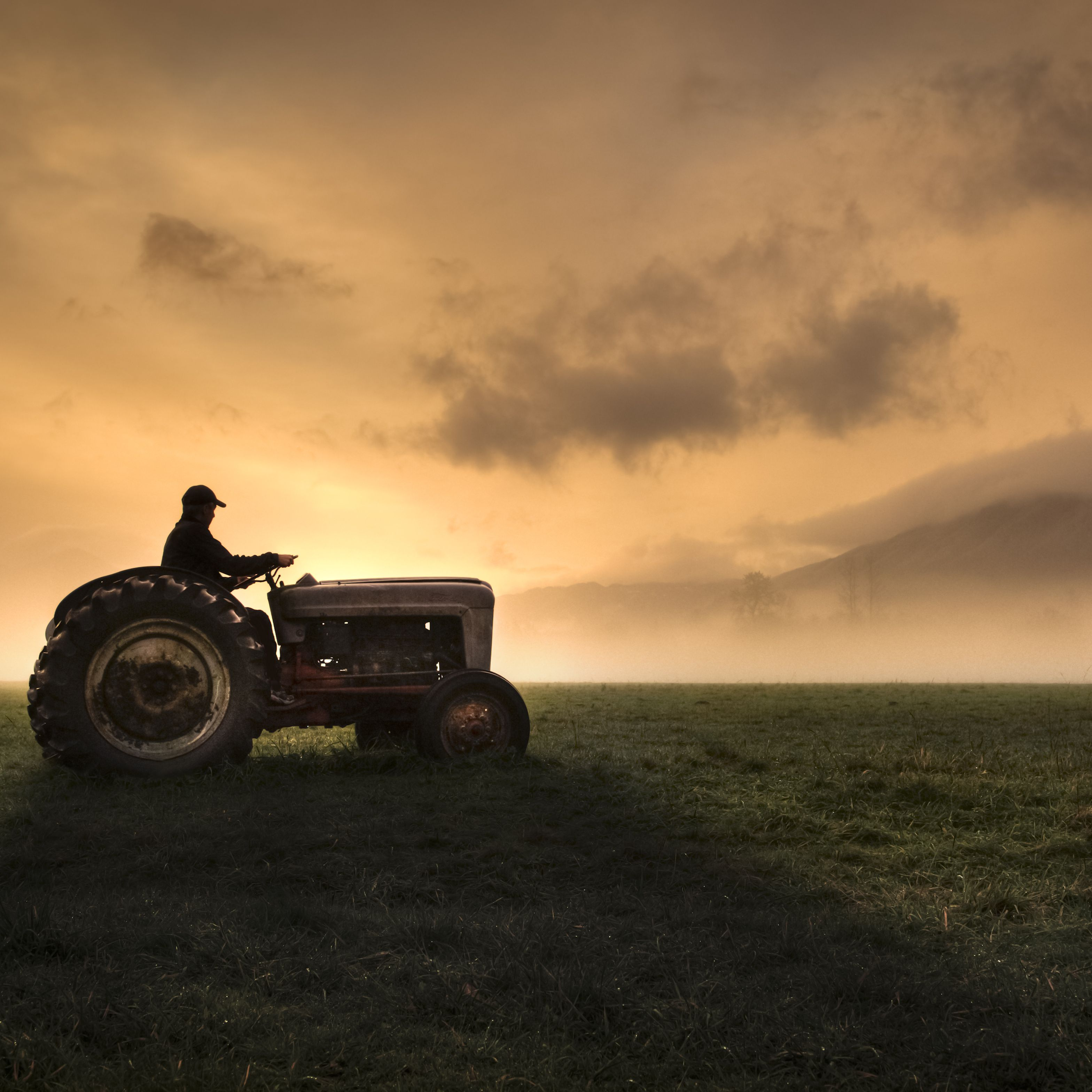 A List of Country's Best Songs About Tractors