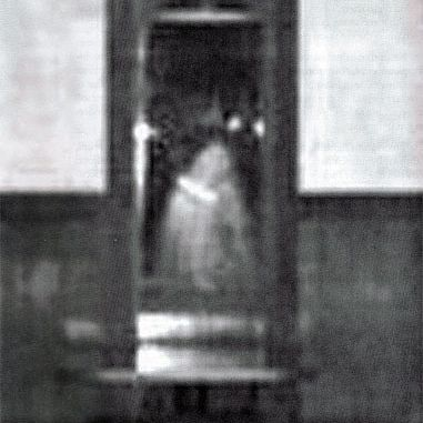 Image result for Ghost behind the door