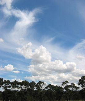 cloud drawing reference photo