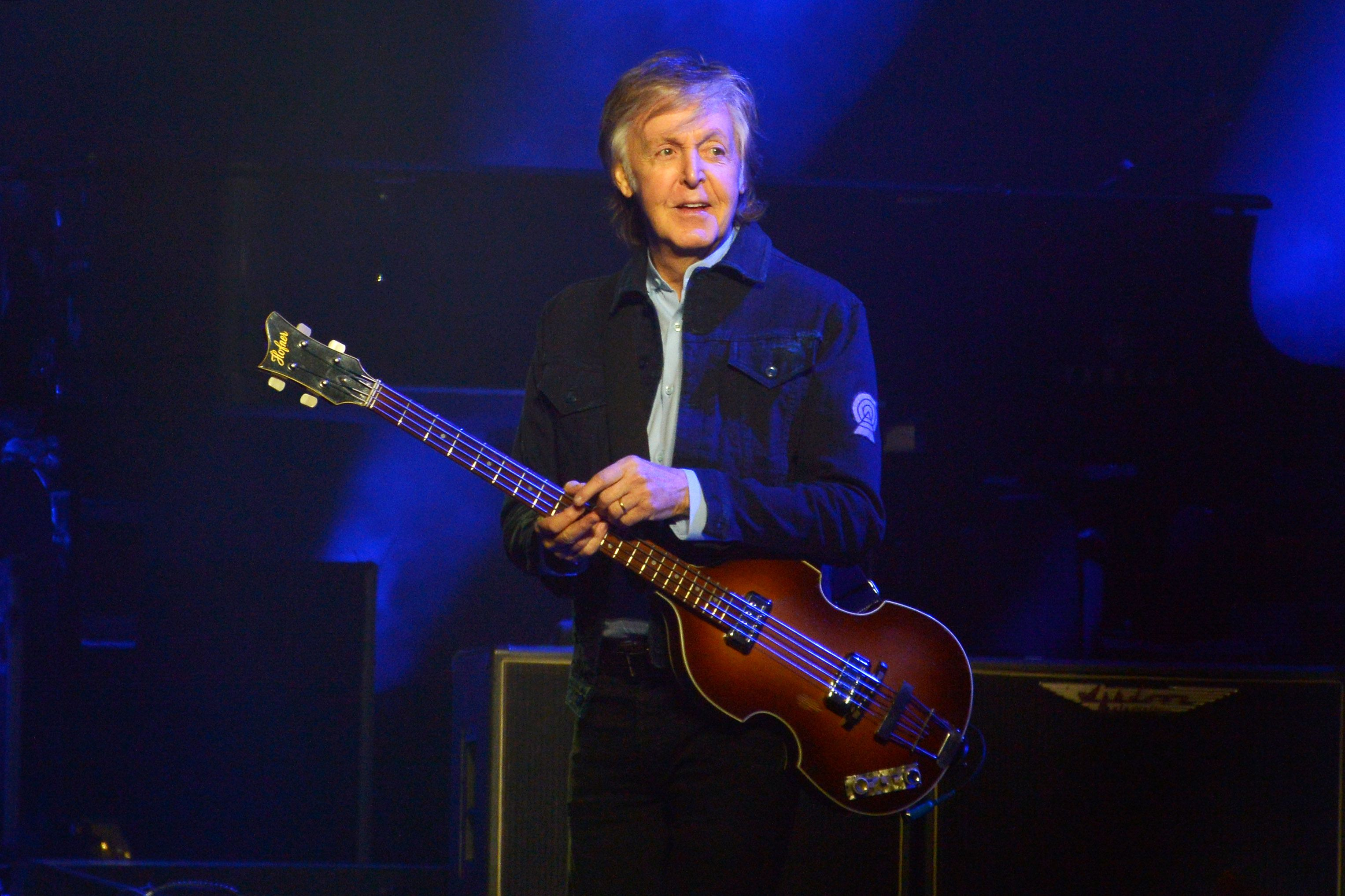 Paul McCartney's Archive Collection Series