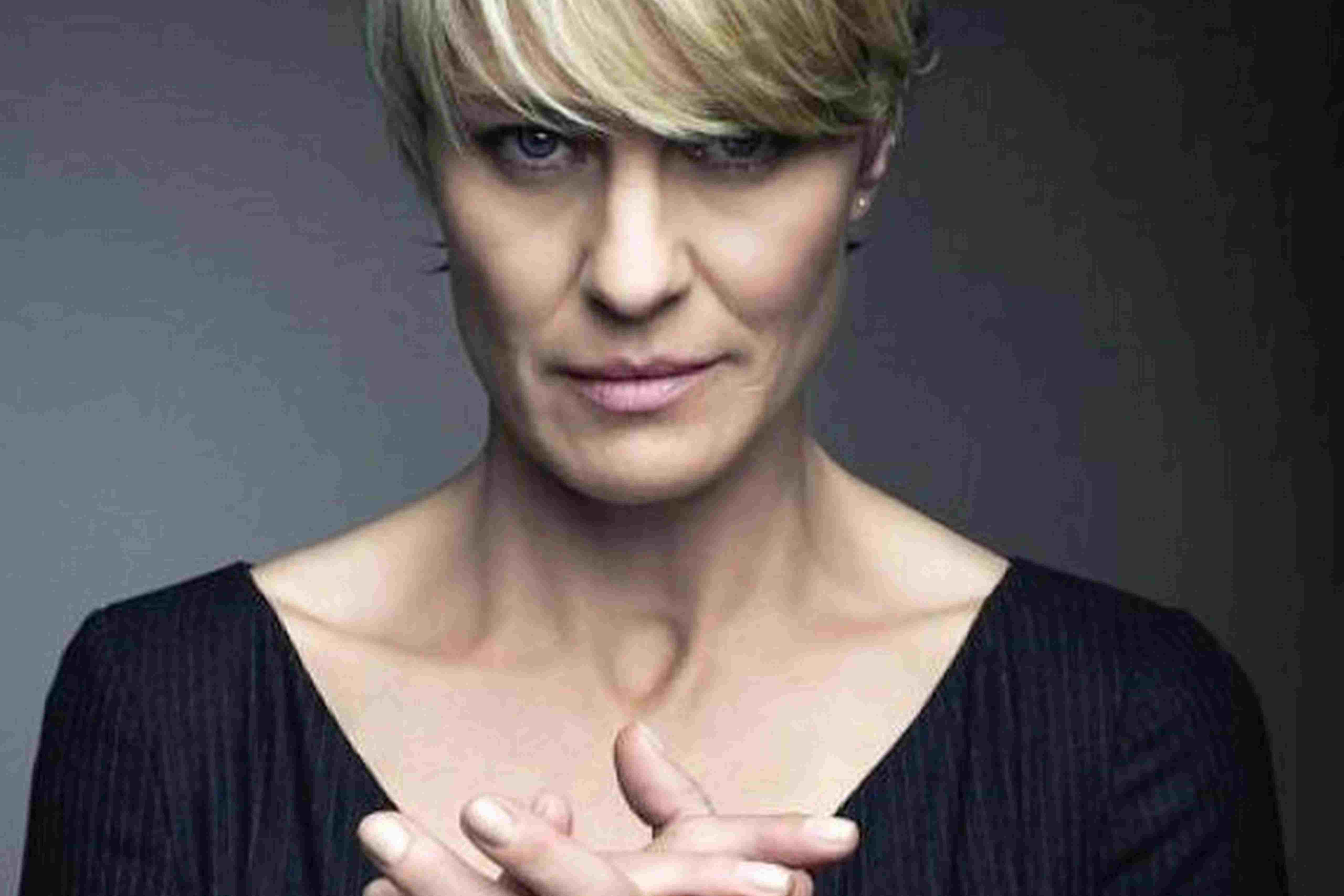 claire underwood hairstyle pictures how how to accessorize like claire underwood from netflix s