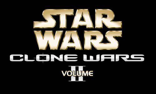 'Clone Wars' Logo