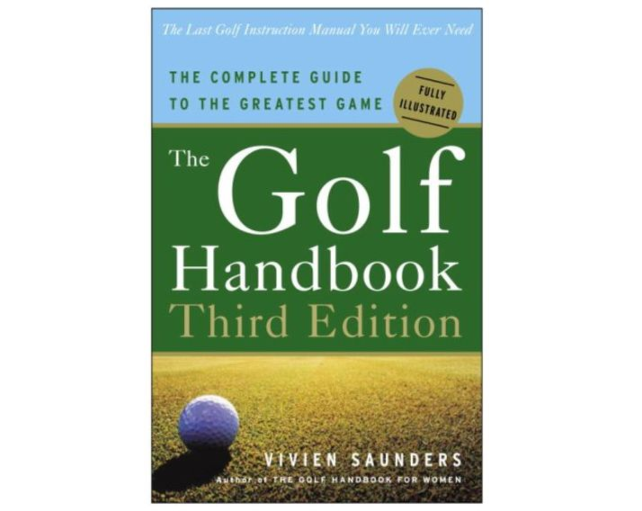 The Golf Handbook front cover