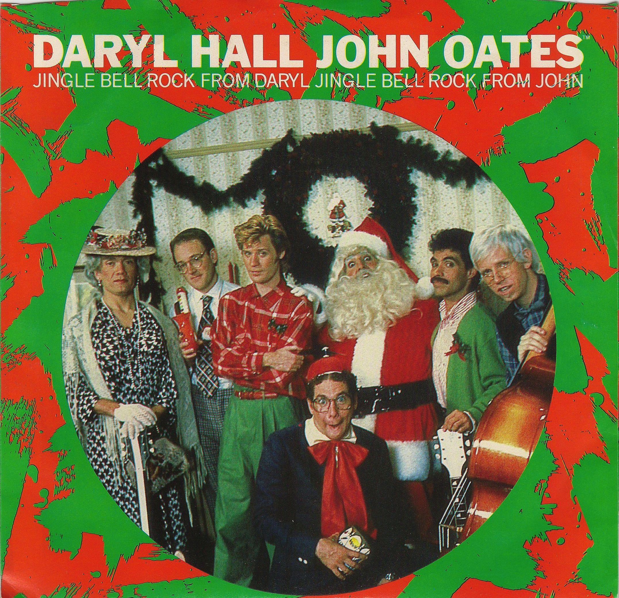Daryl Hall John Oates Jingle Bell Rock