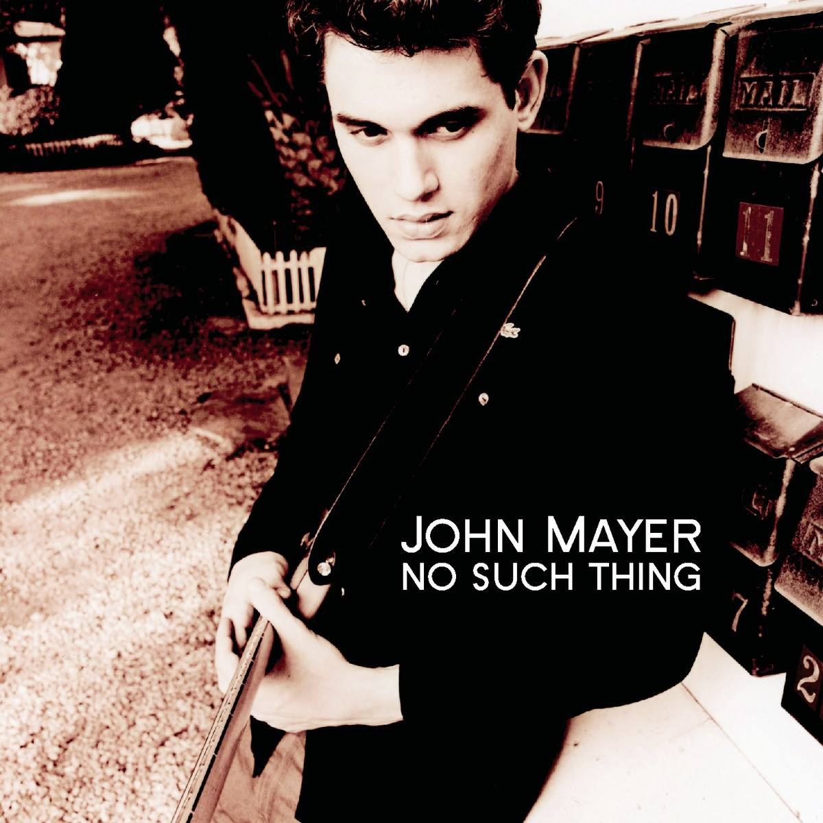 John Mayer No Such Thing