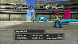 Pokémon XD Gale of Darkness battle arena