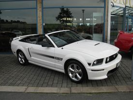 Ford Mustang GTCS