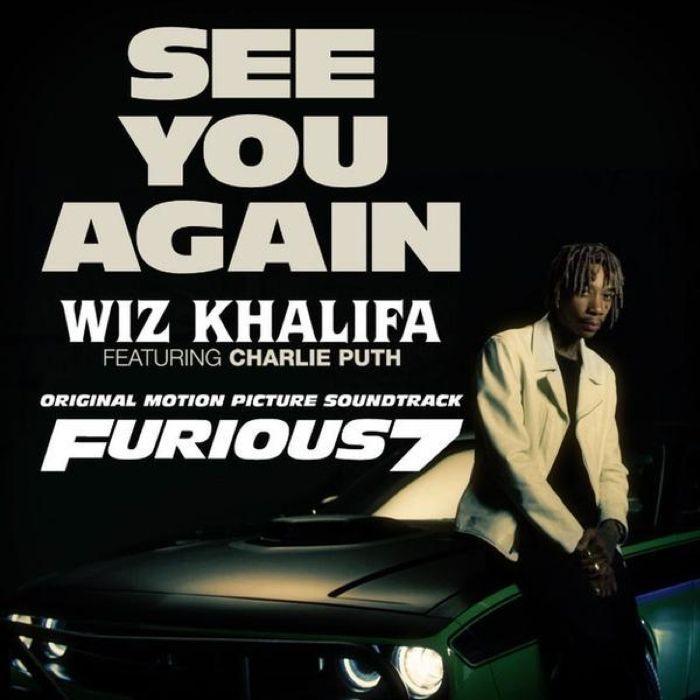 Wiz Khalifa - See You Again featuring Charlie Puth