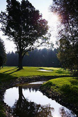 Oak Hill East Course 10th hole