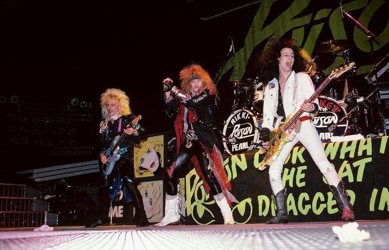 Profile and Biography of '80s Hair Metal Band Poison