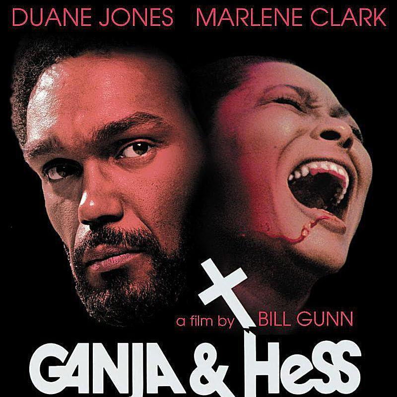Ganja & Hess African-American horror movie