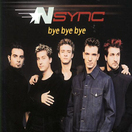 "*NSYNC - ""Bye Bye Bye"""