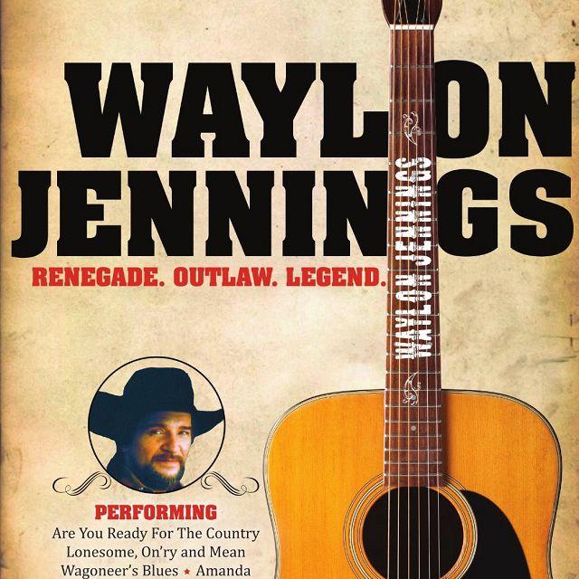 Waylon Jennings: Waylon Jennings - Renegade. Outlaw. Legend