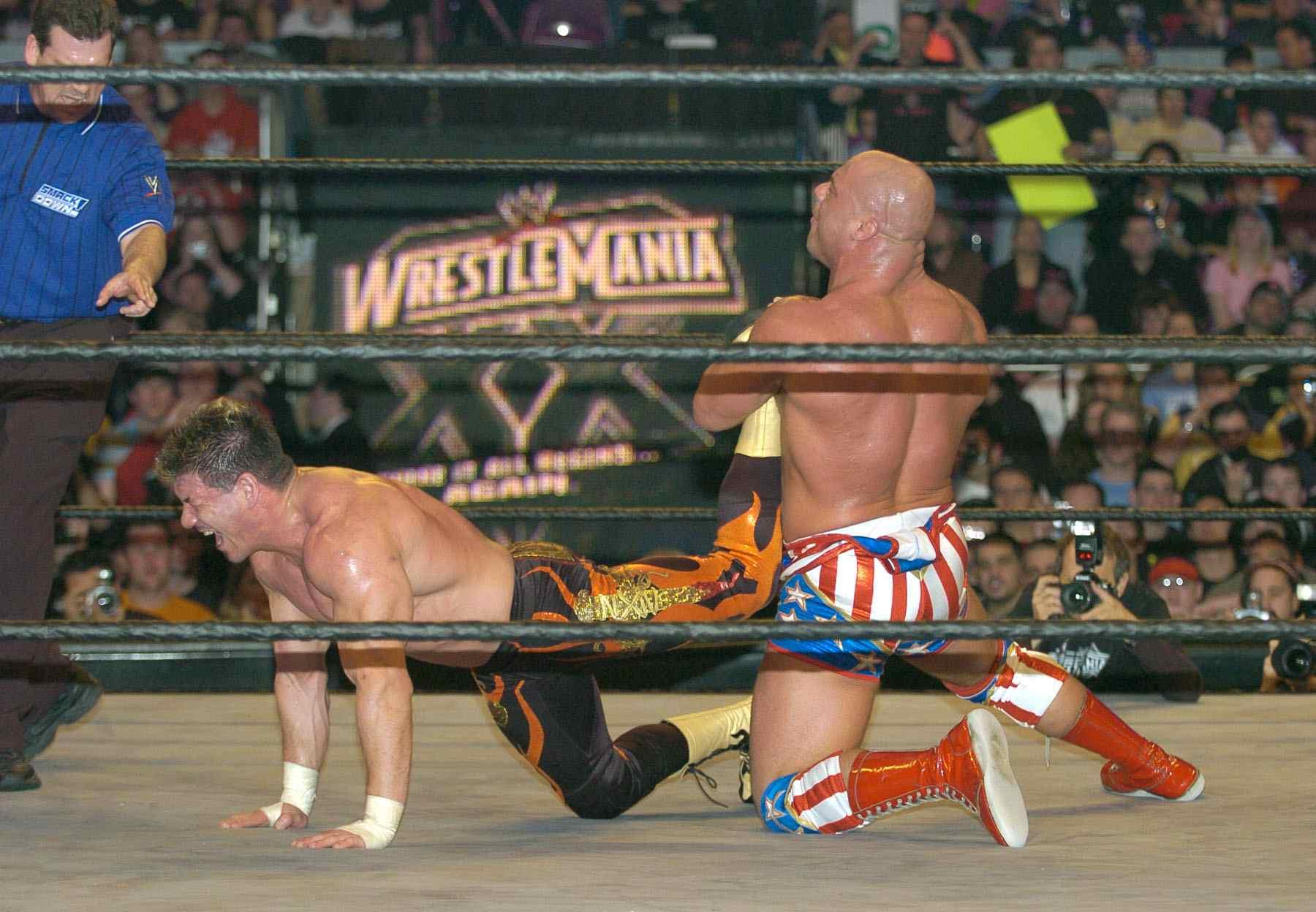Wrestle Mania XX
