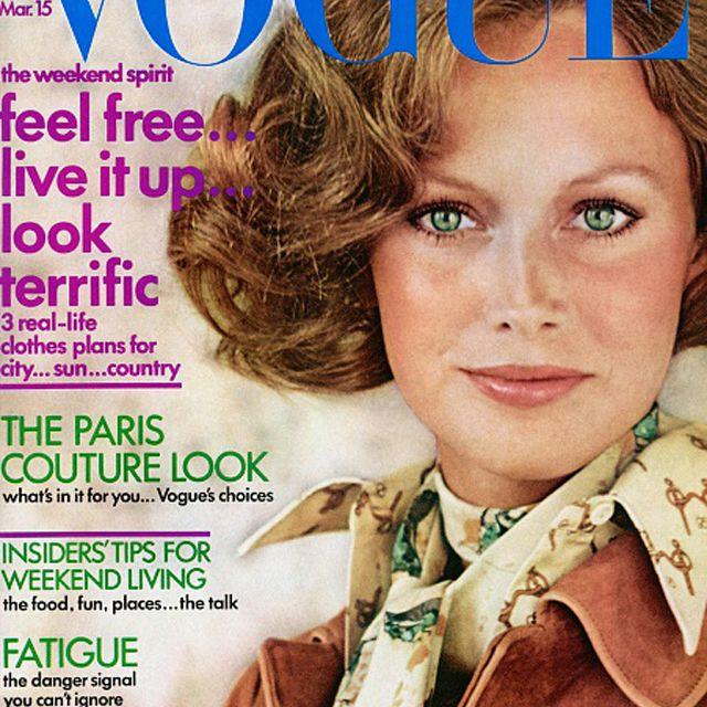 Karen Graham Vogue Magazine