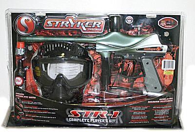 Stryker gun in packaging