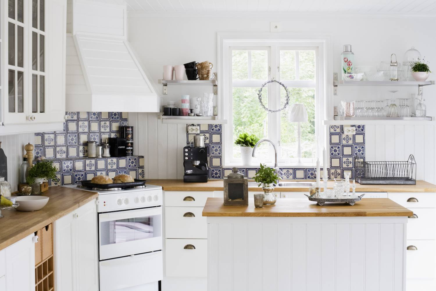 Clean your countertops regularly