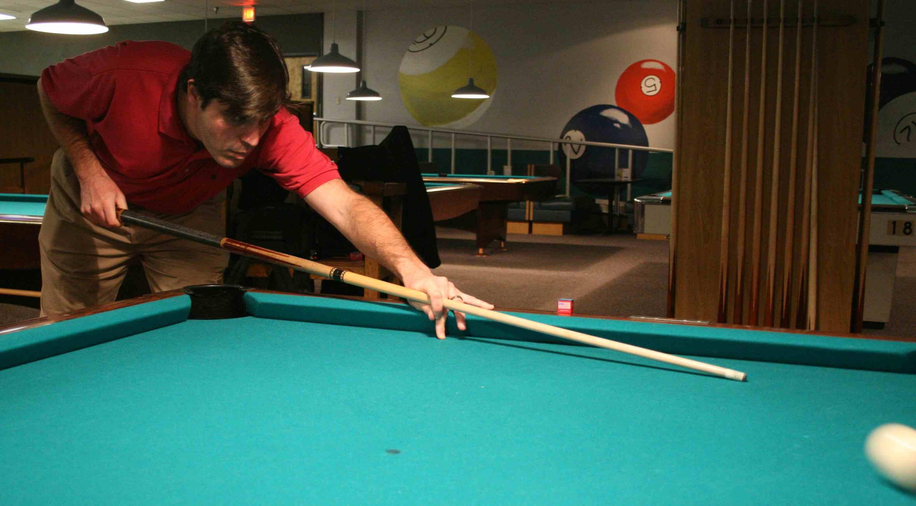 slip strokes, slip pool, slip billiards