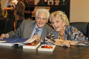 Bill and Susan Seaforth Hayes