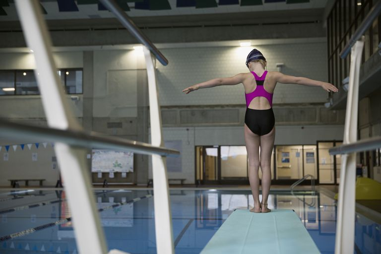 Fitness Levels Dive As Us Kids Get Older >> What To Expect From Springboard Diving Lessons