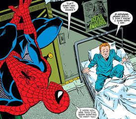 the kid who collects spider man