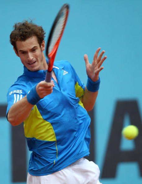 Andy Murray's Forehand Grip
