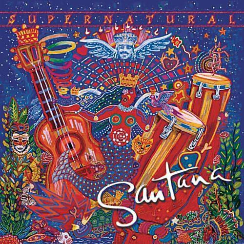 Santana - 'Supernatural'