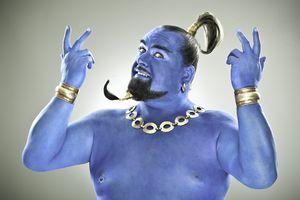 Blue Djinn