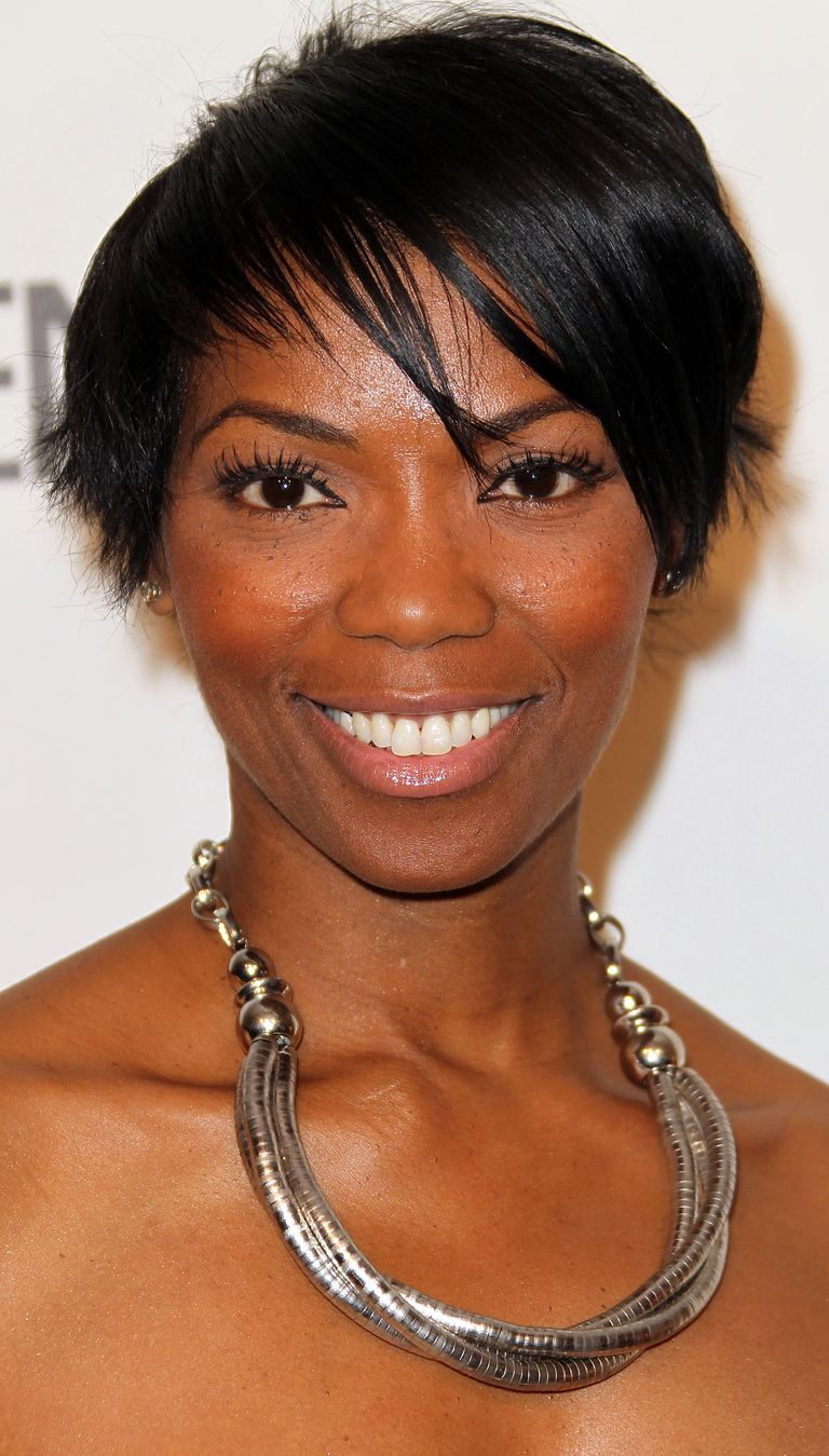 Short Edgy Haircuts For Black Women