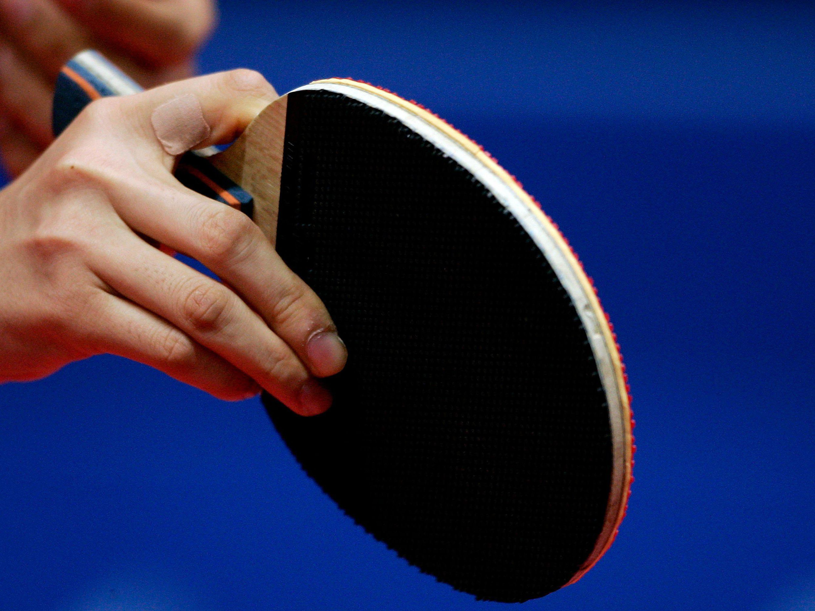 Chinese Penhold Grip in Pingpong
