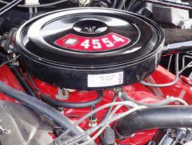 455 Buick Wildcat Engine
