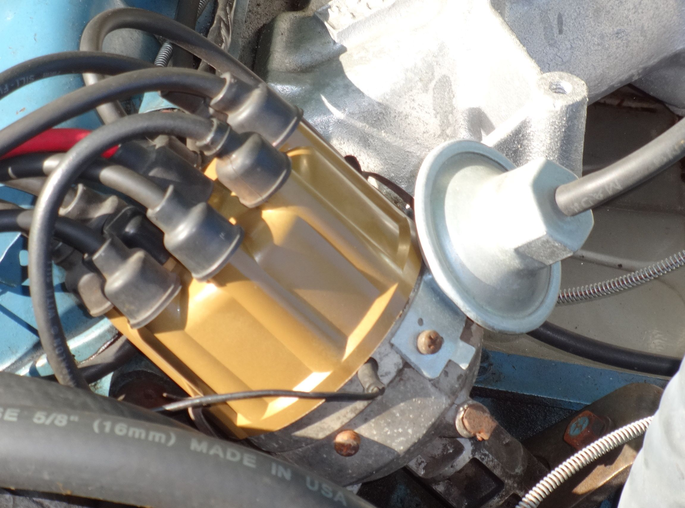 basic ignition wiring diagram 02 deville symptoms of vacuum advance problems in classic cars  symptoms of vacuum advance problems in classic cars