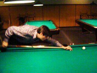 stroke, pool, billiards, drill, practice
