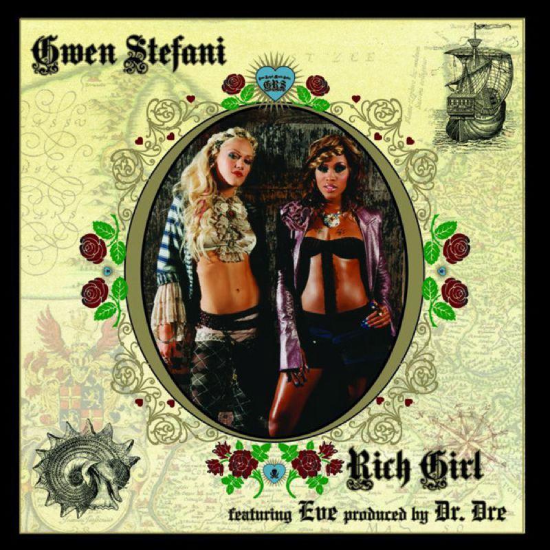 Gwen Stefani - Rich Girl featuring Eve