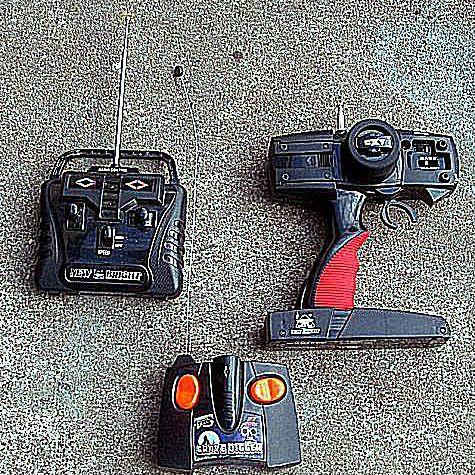 Assortment of transmitters