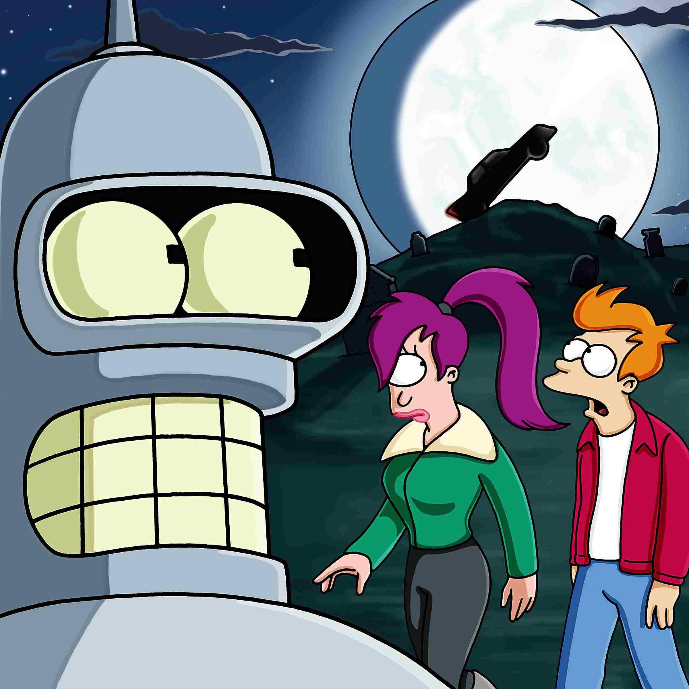Futurama - The Honking