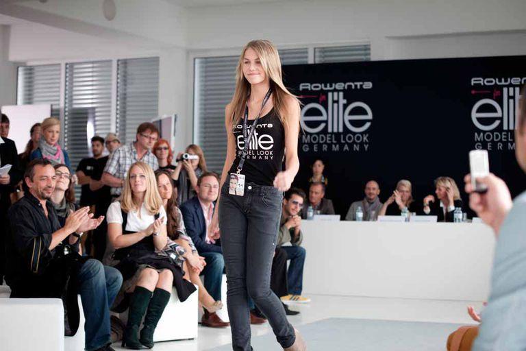Elite Model Look Model Search Contest
