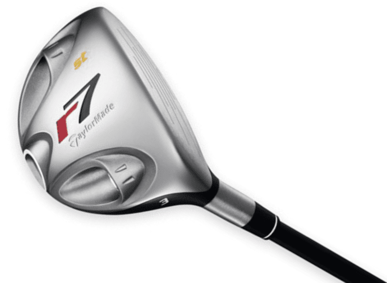 TaylorMade r7 Steel Fairway Wood