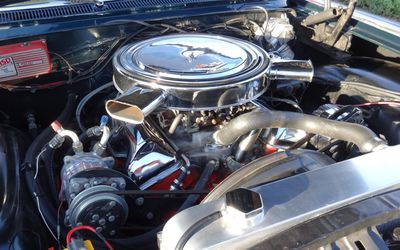 The 350 HP Turbo Fire 327 Cubic Inch V-8