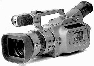 Sony VX1000 Video Camera
