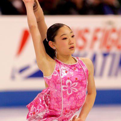 Mirai Nagasu 2008