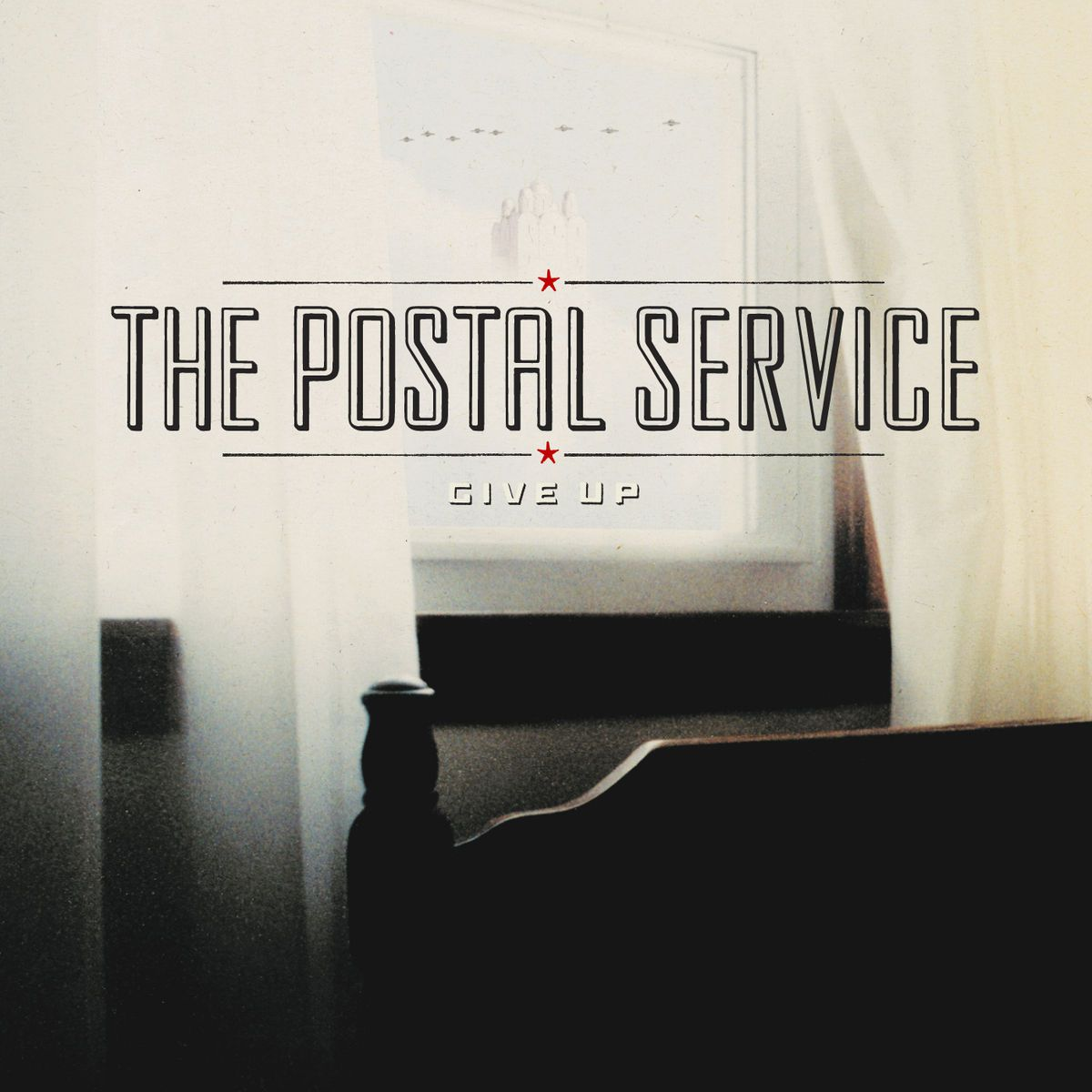The Postal Service 'Give Up'