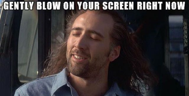These Nicolas Cage Memes Win The Internet